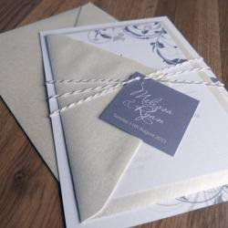 Wedding Invitation Suite - Eve Wedding Range